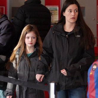 Pictures of Breaking Dawn Star Mackenzie Foy at the Movies in Vancouver