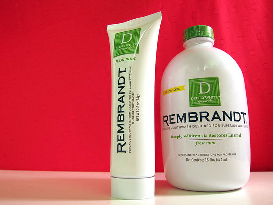 Rembrandt Deeply White Toothpaste Review