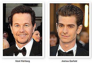 2011 Oscars Guys Faceoff Game
