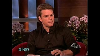 Matt Damon Talks About Daughters
