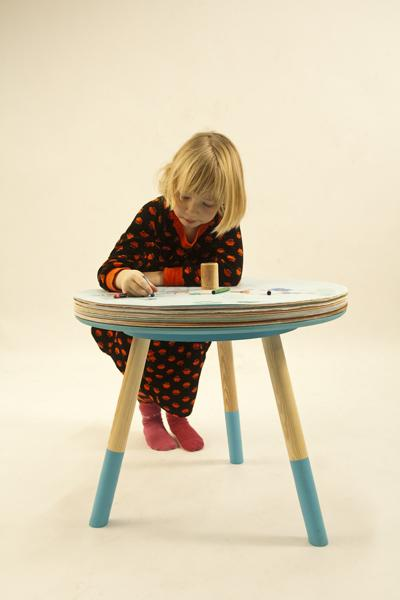 Come and Draw Table