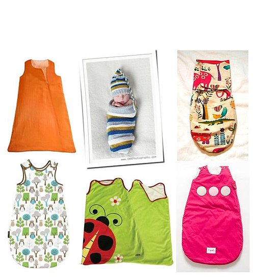 Bright Sleep Sacks and Swaddlers For Baby