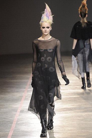 Fall 2011 Paris Fashion Week: Yohji Yamamoto