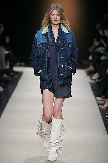 Fall 2011 Paris Fashion Week: Isabel Marant 2011-03-05 09:58:41