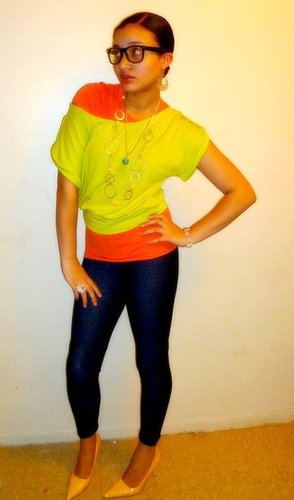 TWEETY'S DAILY LOOK-BOOK! Inspired by the 80s! - March 5th, 2011