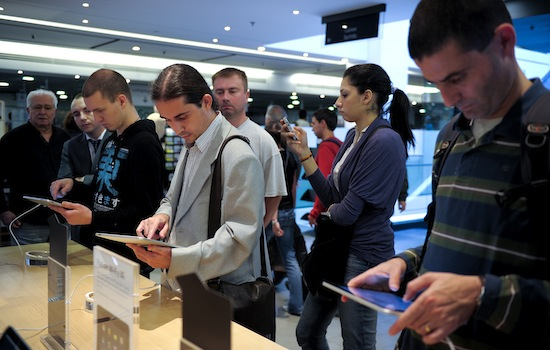 You Can Pick Up an iPad 2 in More Than One Location