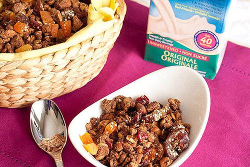 Heart Healthy Omega Granola