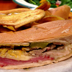 What Goes Into a Cuban Sandwich?