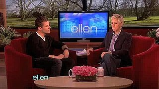 Video of Ryan Phillippe on Ellen DeGeneres Talking Dating, Being a DILF 2011-03-10 20:31:00