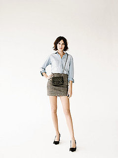 Alexa Chung to Confirm Second Collaboration With Madewell on 3/15/11 2011-03-10 09:40:15