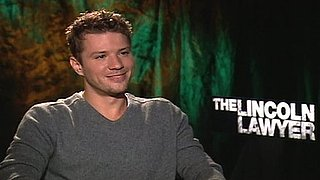 Video Interview With Ryan Phillippe About The Lincoln Lawyer
