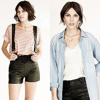 Pictures of Alexa Chung For Madewell