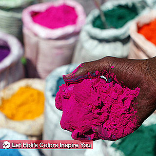 Let the Colors of Holi Inspire Your Makeup and Style