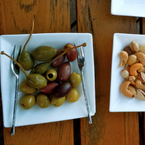 Guess the Calorie Count of These Popular Bar Snacks