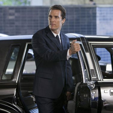 The Lincoln Lawyer Movie Review, Starring Matthew McConaughey, Ryan Phillippe, and Marisa Tomei