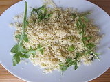 Arugula and Lemon Couscous Recipe