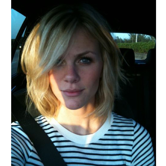 Ooh! Sports Illustrated Model Brooklyn Decker Cut Her Hair Short! Check Out Pictures!