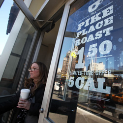 Starbucks Expands Rewards Card Program to Include Grocery Store Products