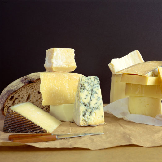 What's Your Favorite Kind of Cheese?