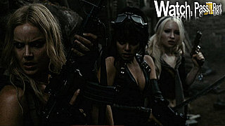 Sucker Punch Movie Video Review Starring Emily Browing, Abbie Cornish, and Vanessa Hudgens
