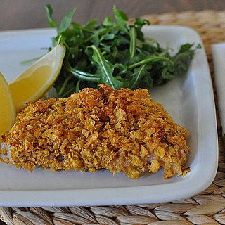 Healthy Cornflake-Crusted Fish Recipe