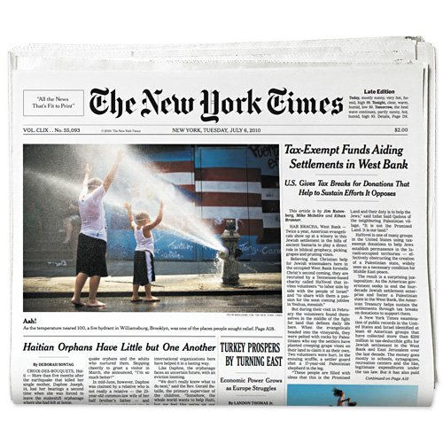 NYT Kindle Subscribers to Get Free NYT.com Access