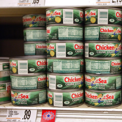 Food Packages Shrinking, Prices Stay the Same