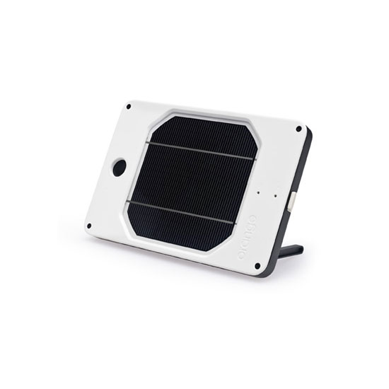 Joos Orange Solar Charger ($140)