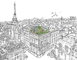New Hermès Jardin Sur Le Toit Perfume Smells Like a City Summer