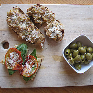 Use Wooden Cutting Boards as Serving Platters