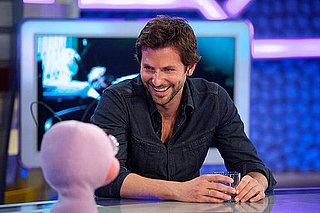 Pictures of Bradley Cooper on the Spain TV Program El Hormiguero Promoting Limitless