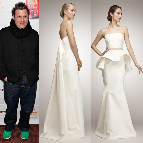 Isaac Mizrahi Designs Six Wedding Gowns Exclusive to The Aisle New York
