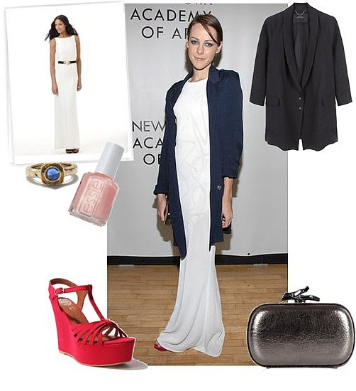 Pictures of Jena Malone Wearing Cushnie et Ochs