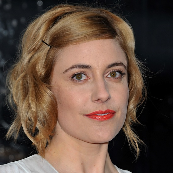 How to Get Greta Gerwig's Arthur Premiere Hairstyle