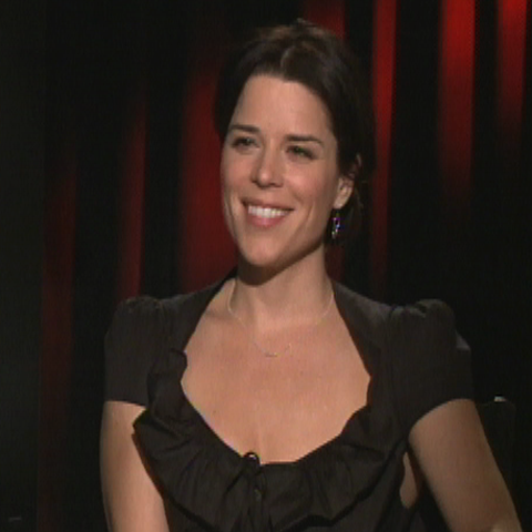 Neve Campbell Scream 4 Video Interview