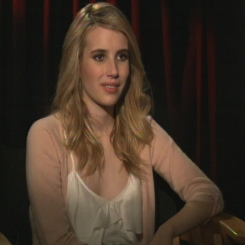 Video: Emma Roberts Talks About Scream 4, Being Spooked on Set, and Joining Modern Horror's Biggest Franchise