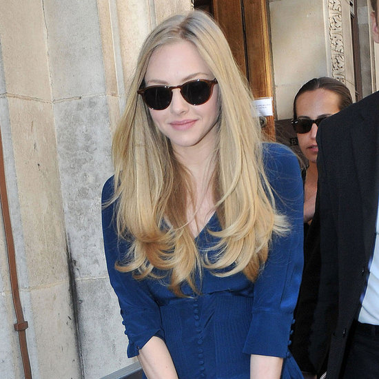 Pictures of Amanda Seyfried Leaving BBC 1 Studios in London