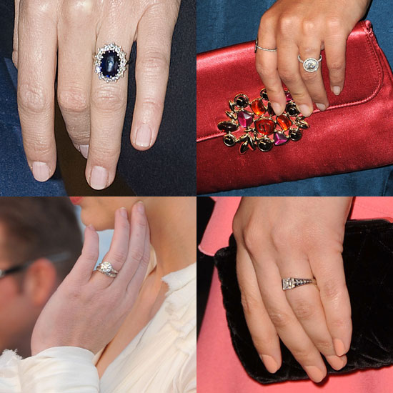 We tracked down celebrity wedding rings.