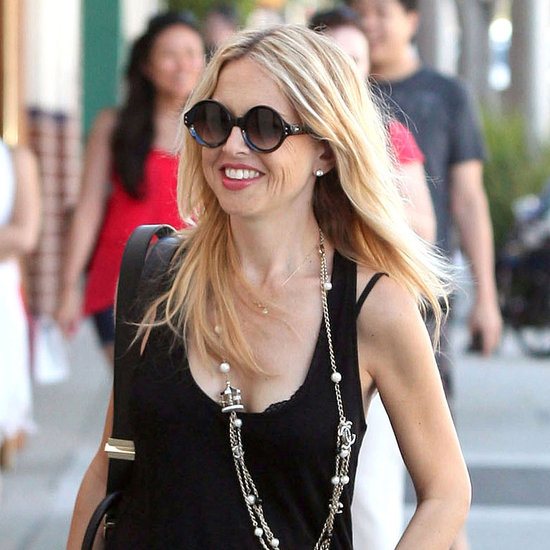 Rachel Zoe Post Baby Body Pictures