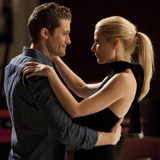 "Gwyneth Paltrow and Matthew Morrison Duet ""Somewhere Over the Rainbow"" 2011-04-11 08:47:07"