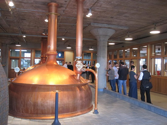 Quick Look at Anchor Steam Brewery