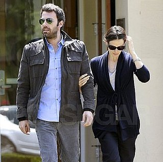 Pictures of Jennifer Garner and Ben Affleck 2011-04-12 13:52:48
