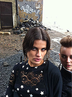 A Behind-the-Scenes Look at Today's Dolce & Gabbana Fall 2011 Campaign Shoot (Plus Gucci Campaign Rumors)
