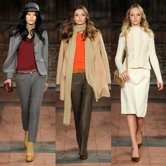 Banana Republic Reveals Their Fall 2011 Collection 2011-04-13 12:32:35