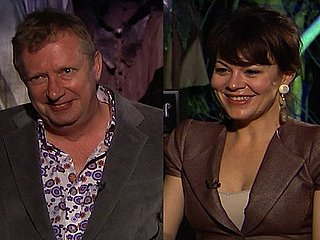 Harry Potter Interview With Helen McCrory and Mark Williams