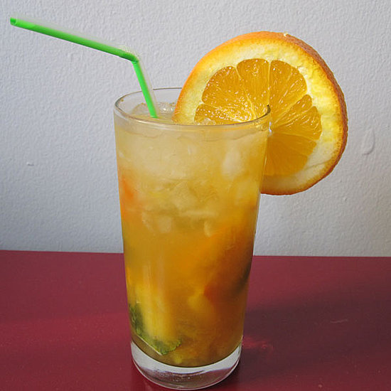 Orange Mojito Recipe