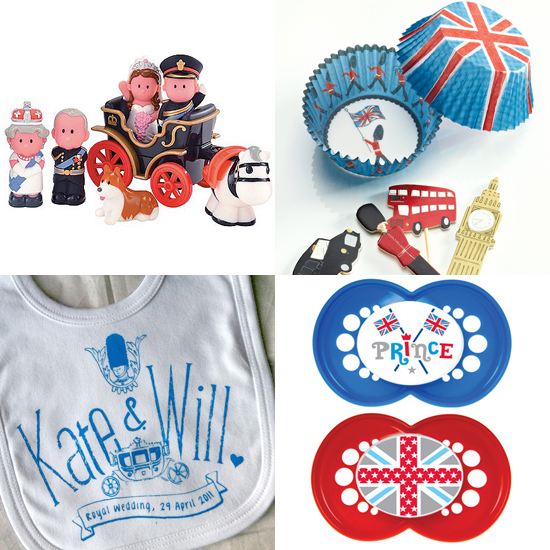 Royal Wedding-Themed Toys and Products For Kids