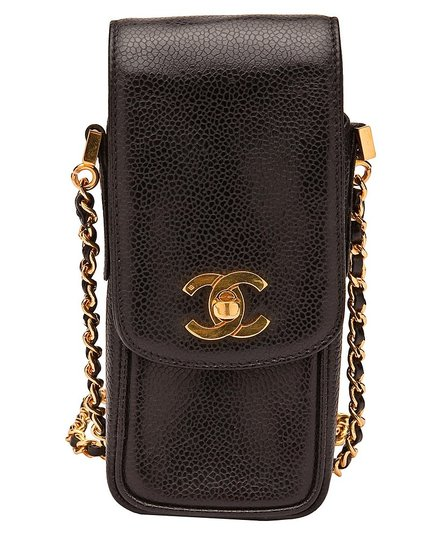 Chanel Vintage Cell Phone Purse