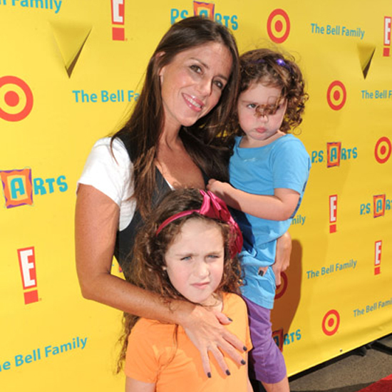 Soleil Moon Frye's Motherhood Advice