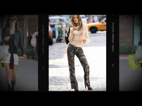 Street Style Report: Alessandra Ambrosio - Giglio.com